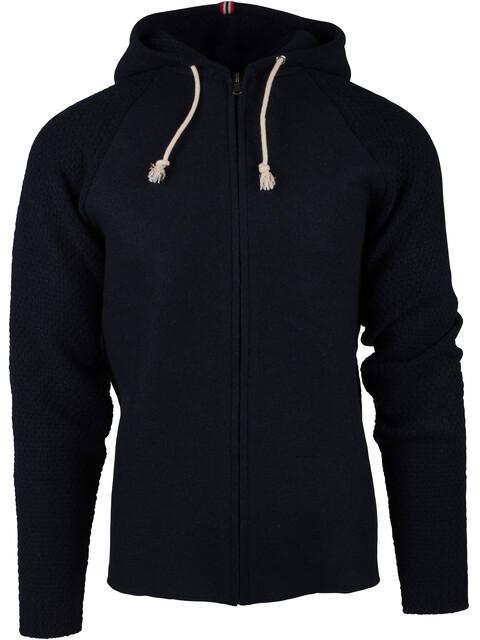 Amundsen Sports M´s Boiled Hoodie Jacket Faded Navy
